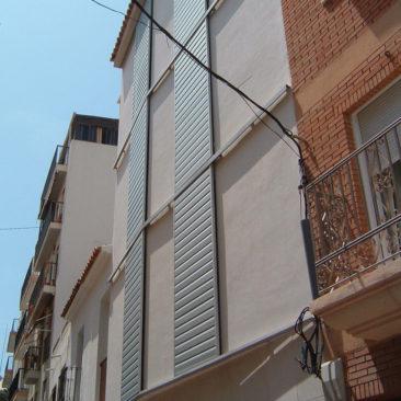 Edificio de Viviendas en Benidorm