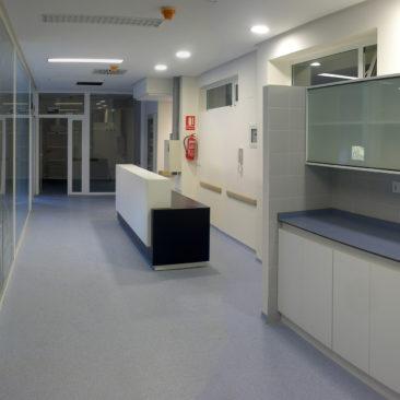Unidad de Cuidados Intermedios Médicos del Hospital General de Alicante