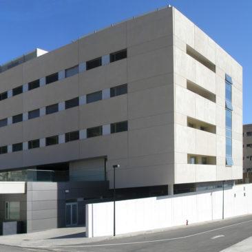 Ampliación y Rehabilitación Hospital de Elda