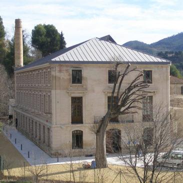 Museo Provincial de Bomberos en Alcoy