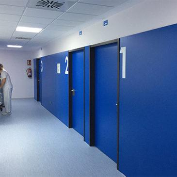 Remodelación de Hospital de Día para Unidad de Endoscopias en el Hospital de San Juan de Alicante