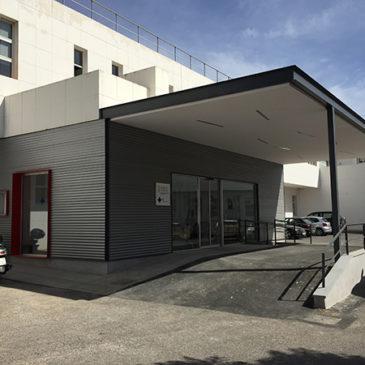 Finalizan las obras en el Centro de Salud de Altabix