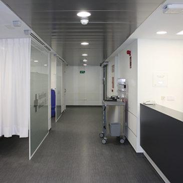 Finalizan las obras de la Ampliación y Remodelación de Urgencias en el Hospital de Elche, Fase 1