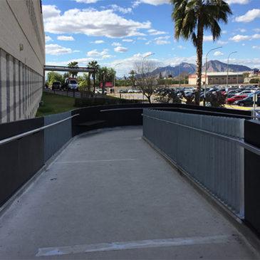 Finalizan las obras de la Rampa y Reurbanización del Acceso a Consultas Externas del Hospital Vega Baja