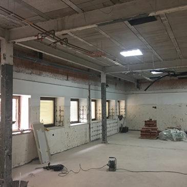 Comienzan las obras de la Ampliación y Remodelación de Urgencias en el Hospital de Elche, Fase 2