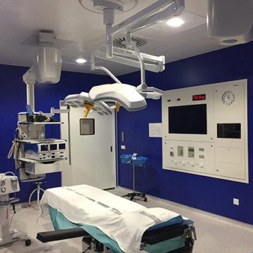 Finalizan las obras de Reforma de los Quirófanos del Hospital de Sagunto