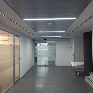 Finalizan las obras de la Ampliación y Remodelación de Urgencias en el Hospital de Elche, Fase 2